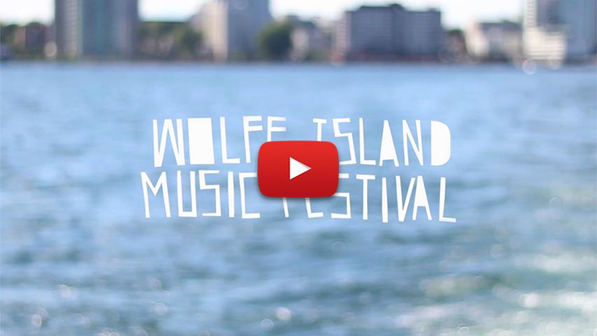 Wolfe Island Music Festival 2017