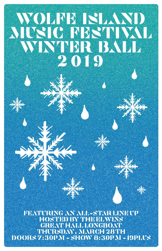 [Wolfe Island Music Festival Winter Ball 2019]